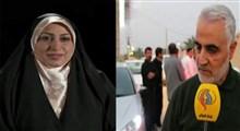 روایت شنیدنی یک خبرنگار از گفتگو با حاج قاسم
