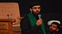 مداحی جلسات هفتگی1399/ نریمانی: من و این حال حزین من و یاد اربعین