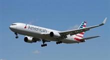 ترکیدن لاستیک هواپیمای مسافربری در آمریکا