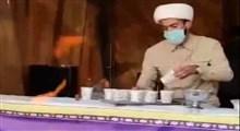 امدادرسانی طلاب جهادی کهگیویه و بویراحمد در سیسخت