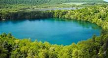 طبیعت زیبا دریاچه مونتچیو در میان استانهای باسیلیکاتا و ماترا ایتالیا