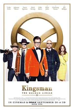 کینگزمن : محفل طلایی ( Kingsman: The Golden Circle )