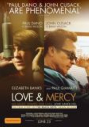 عشق و بخشش Love & Mercy