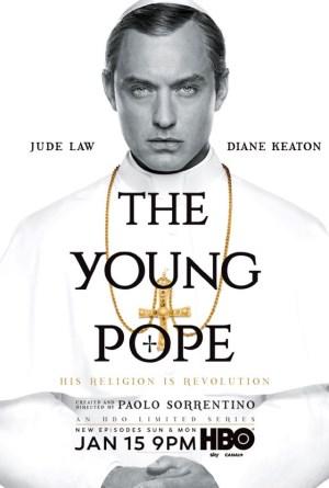 سریال پاپ جوان ( The Young Pope )