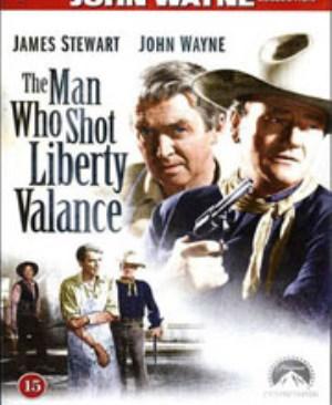 The Man Who Shot Liberty Valance (مردی که لیبرتی والانس را کشت)