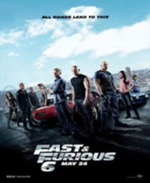 Fast & Furious 6 (سریع و خشمگین ۶)