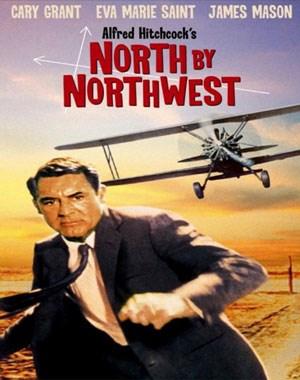 North by Northwest (شمال از شمال غربی)