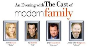 Modern Family (خانواده مدرن )