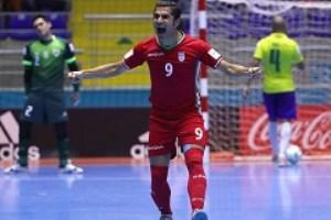 تیمملی «فوتسال» ایران در رتبه سوم جهان قرار گرفت