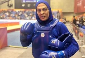 ۲ طلا برای سانداکاران بانوان ایران در مسابقات ووشوی قهرمانی جهان/ الهه منصوریان فینالیست شد