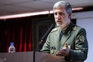 وزیر دفاع: قدرت موشکی ایران به هیچ عنوان قابل مذاکره نیست/توان رفع ۹۰ درصد وابستگی صنعت خودرو را داریم