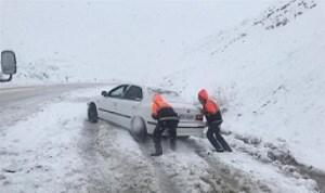 سیل و برف در ۱۹ استان کشور /۵ هزار نفر امدادرسانی شدند/4 نفر مفقود شدهاند