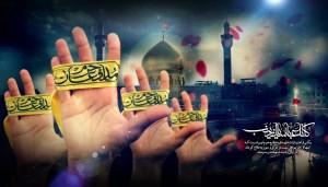 شهدای مدافع حرم در پیاده روی اربعین حسینی (عکس و فیلم)