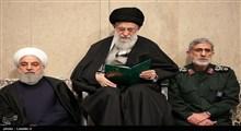 مراسم بزرگداشت شهید سلیمانی با حضور رهبر انقلاب برگزار شد