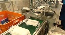 راهاندازی کارگاه جهادی بانوان اوقاف ناحیه 2 قم برای تولید ماسک