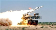 پدافند هوایی سوریه با تجاوز جدید رژیم صهیونیستی مقابله کرد