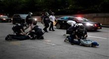 بیش از ۱۰ هزار نفر در اعتراضات ضدنژادپرستی در آمریکا بازداشت شدند