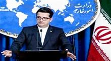 موسوی:اعزام نفتکشهای ایرانی به ونزوئلا تجارت مشروع بین المللی بود / ما هرگونه دخالت در امور داخلی آمریکا را رد میکنیم