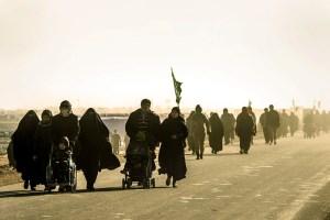 در ایام اربعین چگونه به عراق برویم؟