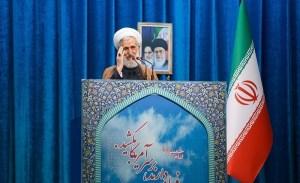 خطیب نمازجمعه تهران: مسئولان از مذاکره با آمریکا قطع امید کنند / به جوانان اعتماد کنید