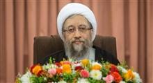 آملی لاریجانی: انتخابات دوم اسفند ماه یک جریان مهم برای مردم سالاری دینی است