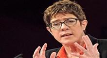 وزیر دفاع آلمان: برلین سیاست فشار حداکثری آمریکا در قبال ایران را راهکار درستی نمی داند