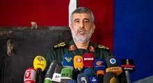 تشریح عملیات موشکی شهید سلیمانی توسط فرمانده نیروی هوافضای سپاه