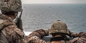 ائتلاف دریایی آمریکا در خلیج فارس تنها با حمایت سه کشور آغاز به کار کرد!