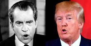 آیا سرنوشت نیکسون در انتظار ترامپ است؟