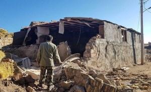 توزیع مواد غذایی به مدت یک ماه در مناطق زلزلهزده