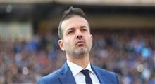 باشگاه استقلال اعلام کرد: تنها راه پرداخت مطالبات استراماچونی دریافت چک توسط این مربی است