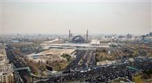 گزارش تصویری خطبه عزت | نماز جمعه تهران به امامت ولی امر مسلمین