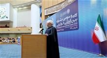 روحانی: از دو قطبی کردن فضا در همه موضوعات فاصله بگیریم و بگذاریم در علم و دانش پیشرفت صورت گیرد