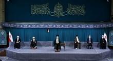 رهبر معظم انقلاب در دیدار با مهمانان کنفرانس وحدت اسلامى: تمدن نوین اسلامی بدون وحدت شیعه و سنّی محقق نمیشود