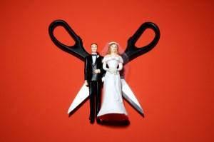 تقریبا نیمی از ازدواجها در آمریکا به طلاق ختم میشود! / بیست کشوری که بالاترین نرخ طلاق را دارند