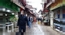 کرونا در ایران| ۱۶۵ فوتی جدید در کشور / ۱۲۵۵ تن بستری شدند