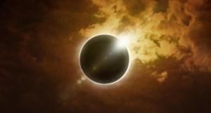 خورشید گرفتگی و ماه گرفتگی در تیرماه