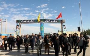 آخرین اخبار از وضعیت تردد زائران در مرزها؛ روند تردد در مرز مهران معکوس شد