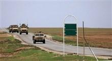 نیروهای آمریکا در حال خروج از دیرالزور هستند