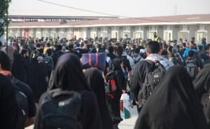 حدود 90 درصد زائران اربعین حسینی به کشور بازگشتهاند