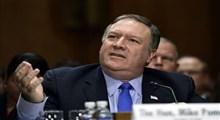 وزیر خارجه آمریکا از ترور سردار سلیمانی دفاع کرد