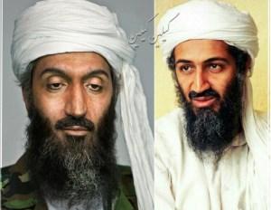 امیرمهدی ژوله در نقش «بن لادن» در فیلم ملاقات با جادوگر