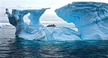 رکورد گرمی هوا در قطب جنوب شکسته شد/ دمای هوا به ۱۸.۳درجه سانتیگراد رسید