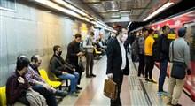 ممانعت از ورود افراد بدون «ماسک» به مترو و اتوبوس از فردا