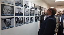 دیوار مشاهیر دانشگاه صدا و سیما با ۵۶ چهره رسانه ای برپا شد