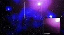 کشف بزرگترین انفجار کهکشان در فاصله 390 میلیون سالی از زمین
