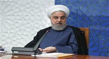 روحانی: بازی با قیمت ارز و سکه کار دشمن است/ اقتصاد ایران با این توطئه ها فرو نمی پاشد