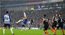 سوپرگل جهانبخش، سوژه اول فوتبال انگلیس در آغاز سال 2020 /  جهانبخش: بهترین گل زندگیام بود