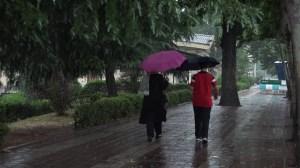 بارش باران از امروز در انتظار ۹ استان کشور