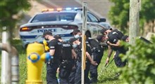 حمله وحشیانه به یک خانواده مسلمان در کانادا